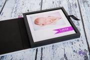 Baby's eerste jaar boek - babyplan Fotografie en opmaak Loes Rommens Fotografie www.loesrommens.com