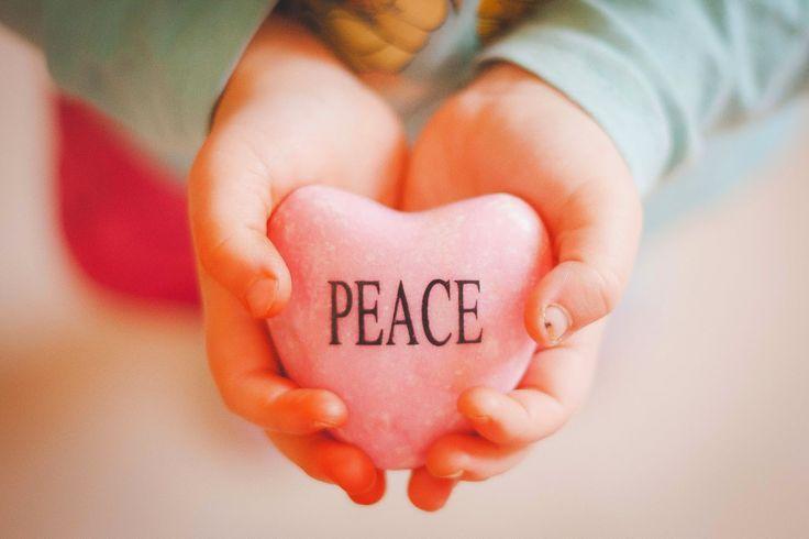 La mesa de la paz en el hogar - Tigriteando