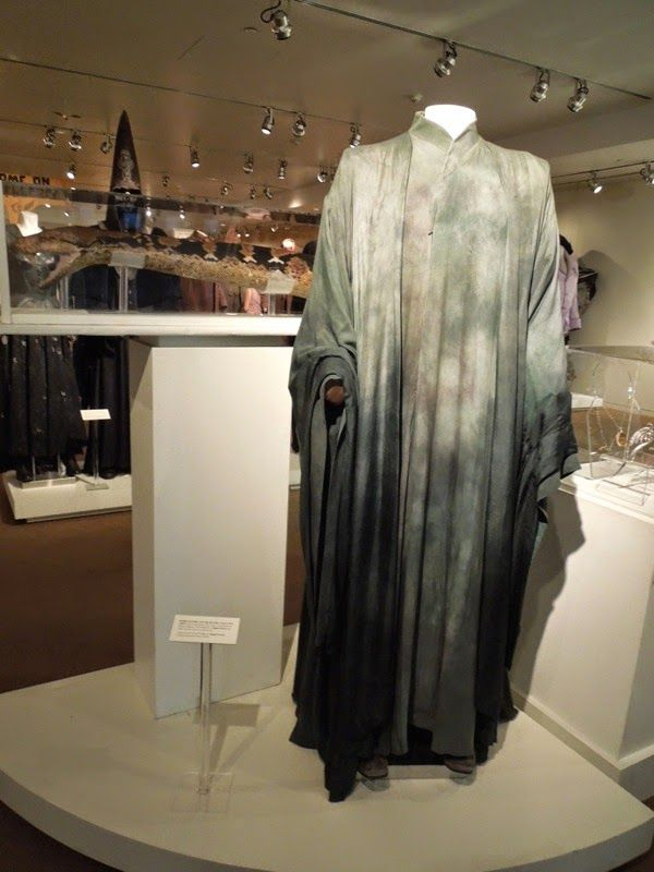 c55aaf1e4cd Ralph Fiennes Lord Voldemort costume Harry Potter Deathly Hallows Part 2 -  It s kind of amazing what this looks like off screen. I didn t a…