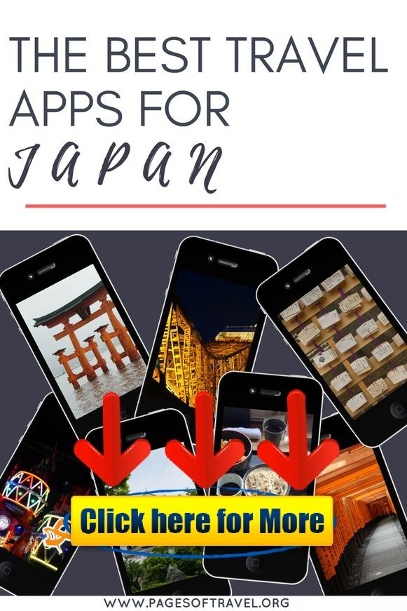 The Best Japan Travel Apps That You Need #android #iphone #ios #app