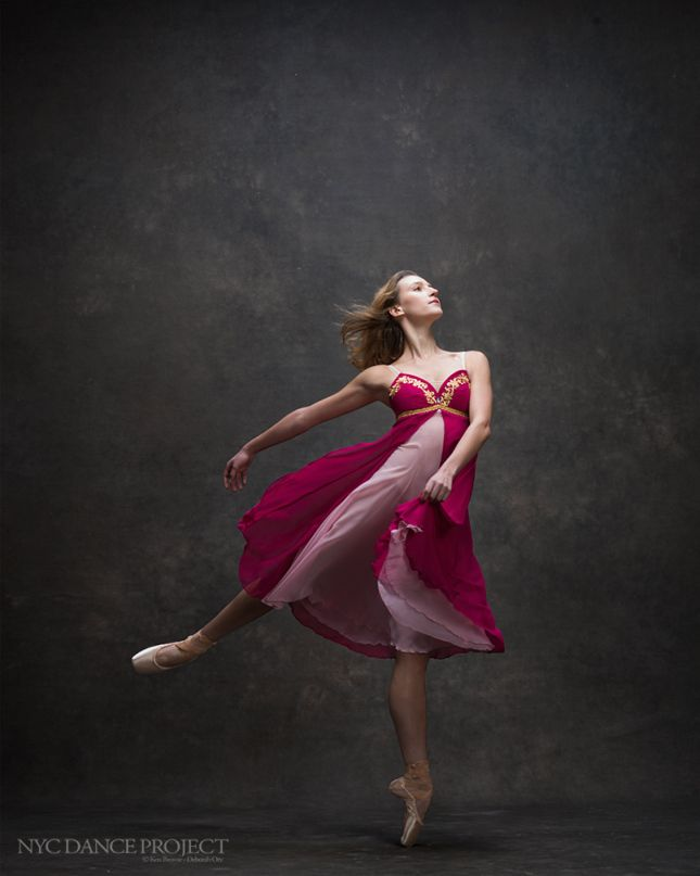 © NYC Dance Project Devon Teuscher Photographers Deborah Ory and Ken Browar