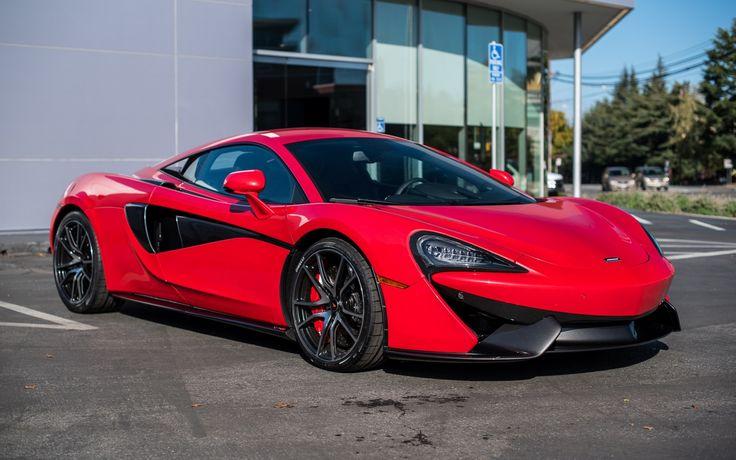 Скачать обои Red, 570s, Mclaren, San Francisco, раздел суперкары в разрешении 1920x1200