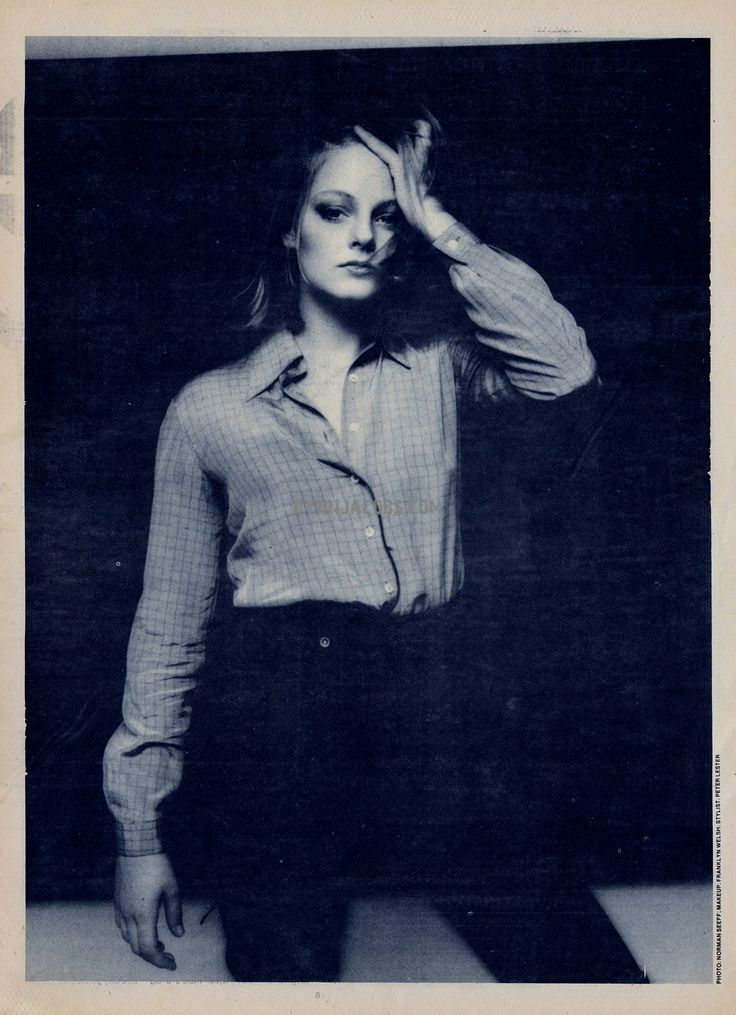 Jodie Foster Interview Magazine [1977]