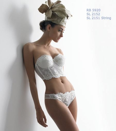 Bride's Wedding Lingerie