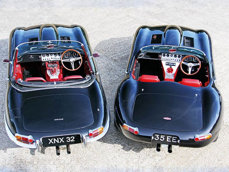 dbslrt:  Jaguar E Type - Eagle E Type