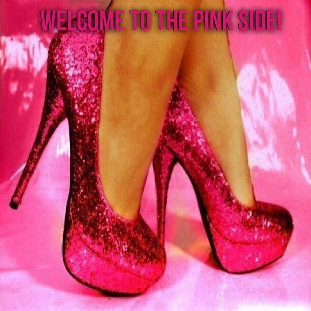 Welcome to the pink side. Www.Ashleejuel.Myplexusproducts.Com