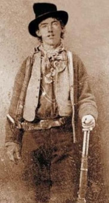 11 Best Images About Billy The Kid On Pinterest Legends