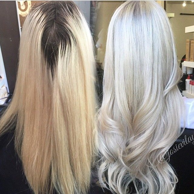 52 best hair images on pinterest hairstyles hair and colors before and after root touch up blonde upgrade and extensions now thats a hair appointment pmusecretfo Gallery