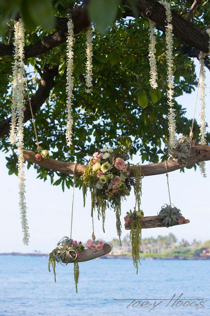 28 best kona eats images on pinterest hawaii trips kailua kona kikaua point beach wedding driftwood chandelier kona vintage lace driftwood arch nvjuhfo Gallery