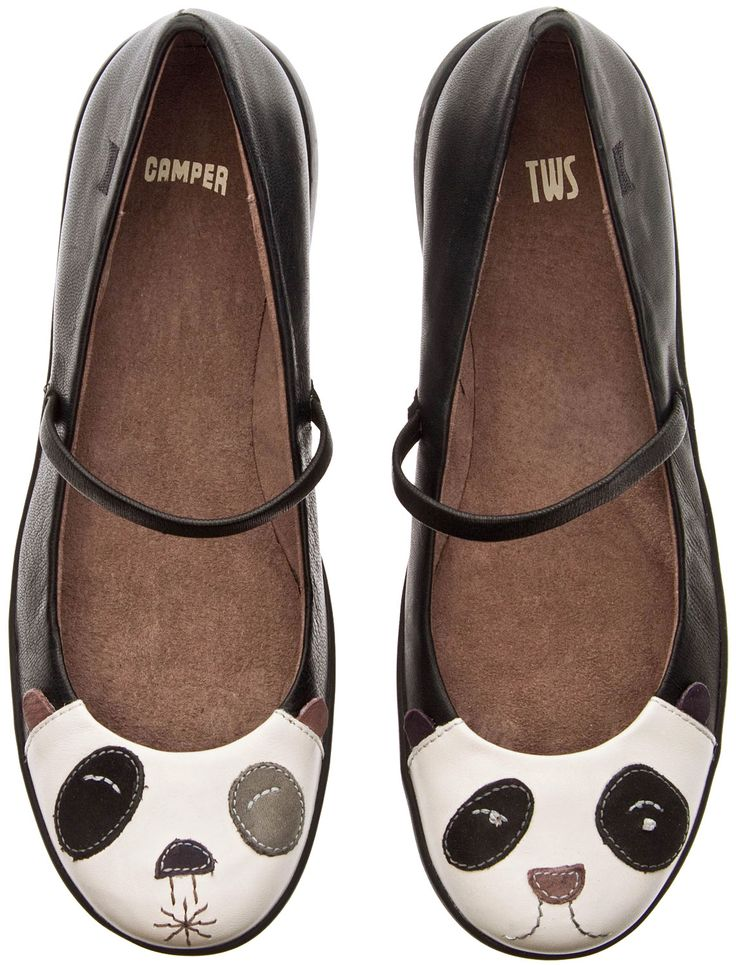 Cute 'lil Mary Janes by Camper