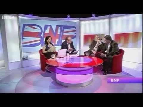 Nick Griffin Daily Politics with Andrew Neil