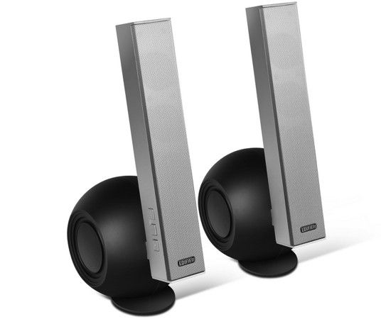 Edifier e10 Exclaim PC speakers punctuate the air with 36W of sound.