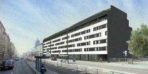 CPA:18 – Global to Fund $85M Upscale Hotel in Munich