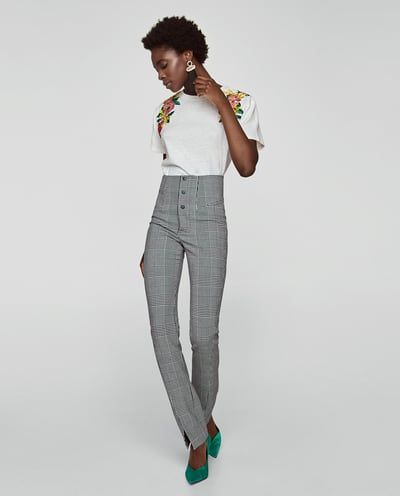 2771 best zara images on pinterest woman father father and t shirt with embroidered shoulders new in woman zara indonesia stopboris Choice Image