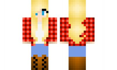 minecraft skin skin-name Find it with our new Android Minecraft Skins App: https://play.google.com/store/apps/details?id=studio.kactus.girlskins