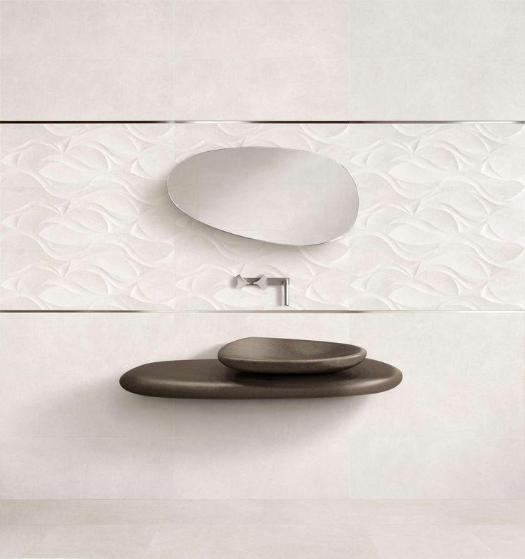 1000 id es sur le th me vasque en pierre sur pinterest for Miroir forme originale