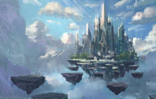 Castle in the Sky  596...