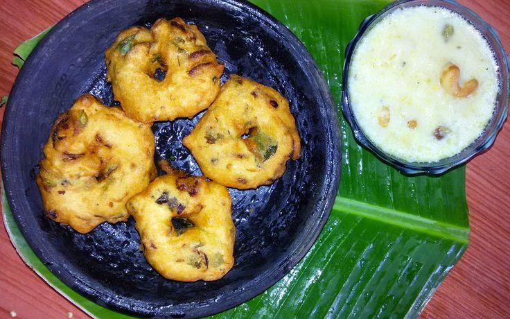 Bananaleaf Recipes: Medu Vada Recipe/ How to Make Methu Vada