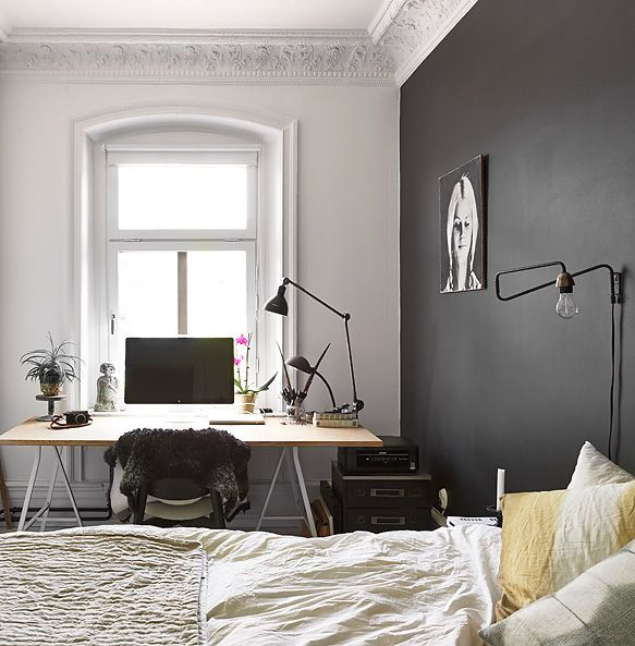Light Brown Colour Bedroom Princess Bedroom Accessories Gold Bedroom Accessories Bedroom Modern Design: 17 Best Ideas About Black Bedroom Walls On Pinterest