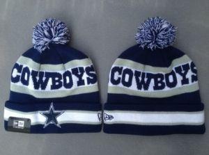 Dallas Cowboys Bonnet Pompon : Casquette Pas Cher