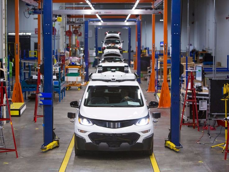 MORGAN STANLEY: GM has a chance to nail the 'Auto 2.0' revolution (GM)