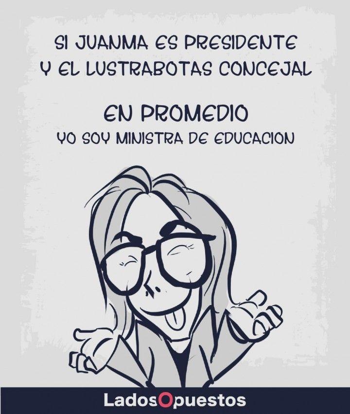 Paro de profesores gina parody Ladosopuestos noticias colombia Lados Opuestos