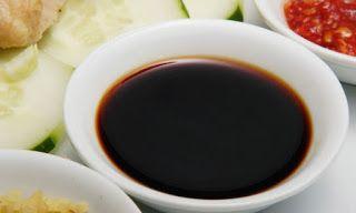 Recetas Saludables Y Curativas : Vinagreta agridulce de soya
