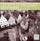 Leopold Mozart: Four Symphonies [CD]
