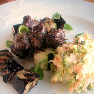 Herkkusuun lautasella-Ruokablogi: Meiramiset villisianvartaat