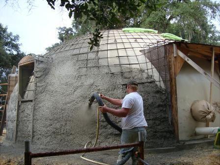 Off Grid Foam Dome Florida