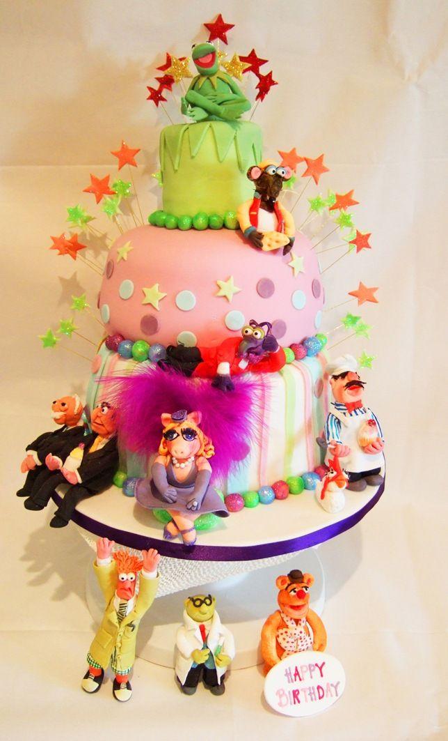 Marvelous Muppet cake!