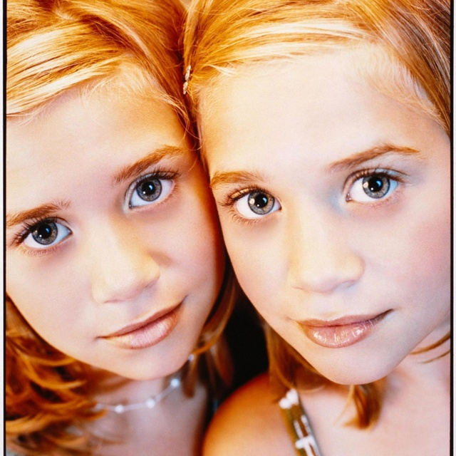 Nude olsen twins young will