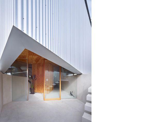 坂の家 // suppose design office