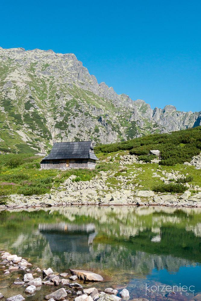 Tatry - Tatra Mountains Krajobraz - Landscape fot. www.korzeniec.pl