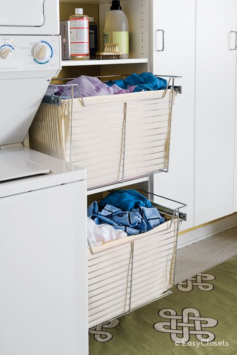 Tip of the Day: Save time on laundry day by presorting clothes in the laundry room. Keep multiple hampers in the laundry room for lights, darks, whites, delicates, etc. When the hamper gets full, just tip it straight into the washing machine -no sorting!: Ideas, Presort Clothing, Multiplication Hampers, Dry Folding, Laundry Rooms, Cooking Granny, Machine, Baby Items, Folding Repeat