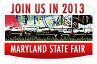 Maryland State Fair 2013..Timonium Fairgrounds