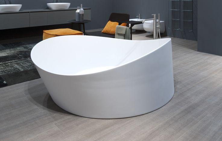 Dune tub from Antoniolupi