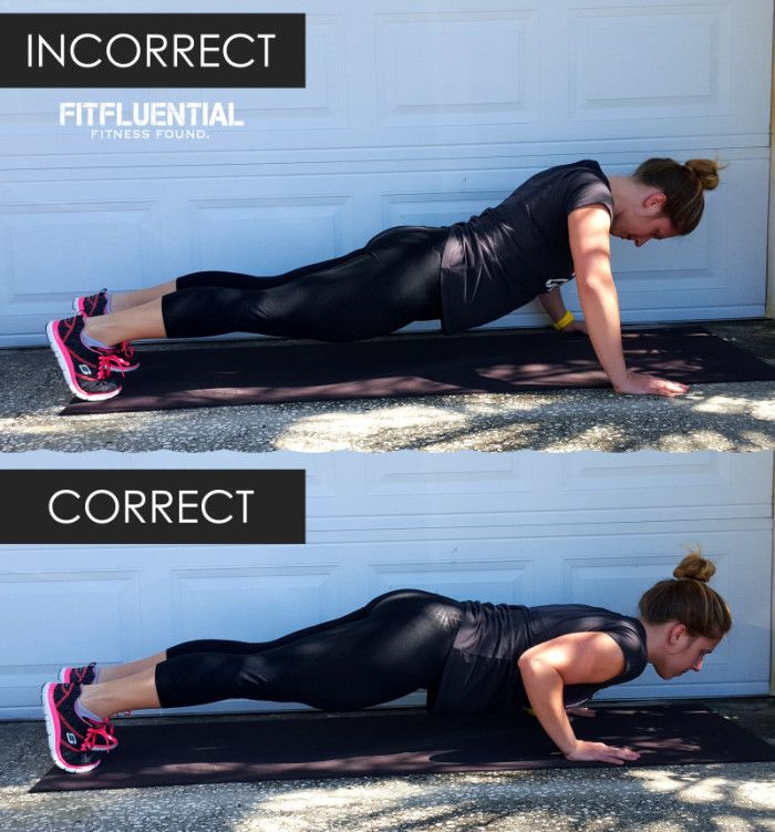 Push-ups are viewed one of the most basic exercises, but without proper form, you risk injury. Here are the basic elements of push-up form.