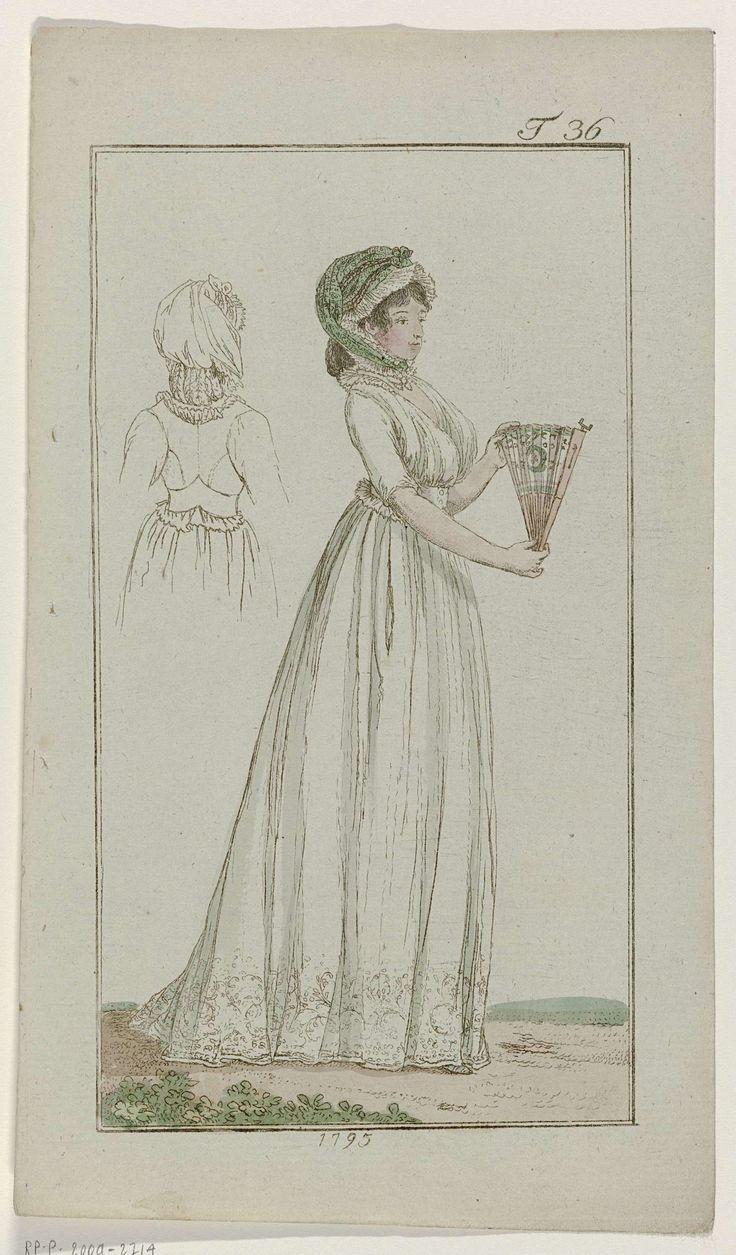 Journal des Luxus und der Moden, 1795, T 36, Georg Melchior Kraus, 1795