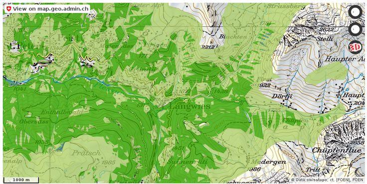 Arosa GR Wald Nationalpark Urlaub http://ift.tt/2CUesRy #maps #GeoSpatial