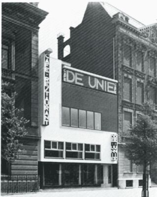 De Unie, Rotterdam, Oud.