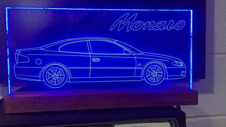 Holden Monaro LED light