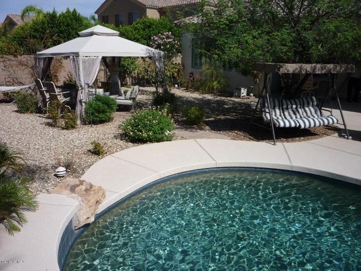Beautiful arizona backyard i want this pool backyard for Garden pool in arizona