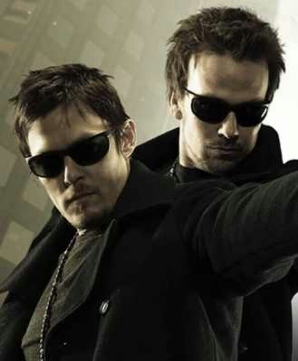 The Boondock Saints - Norman Reedus and Sean Patrick ...