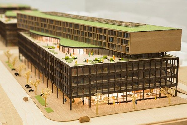 Mecanoo Architecten and Martinez+Johnson Architecture will renovate D.C.'s MLK Library.
