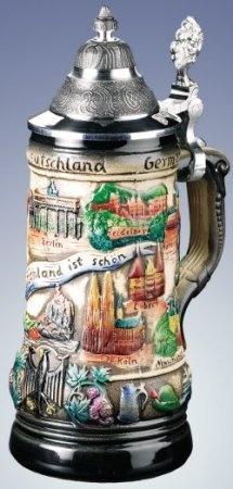 Zoeller & Born German Beer Stein Germany...