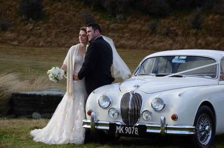 """Introducing the luxury world of """"Exclusive Classics"""" Car Hire. We provide classic Jaguar cars (with driver) for hire within Christchurch and Canterbury, ideal for weddings or to make that unique event memorable. Exclusive Classics currently have three Jag"""