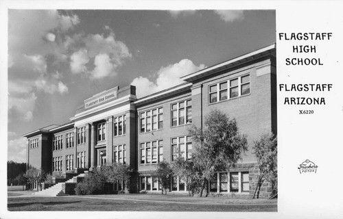 Flagstaff High School Flagstaff Arizona