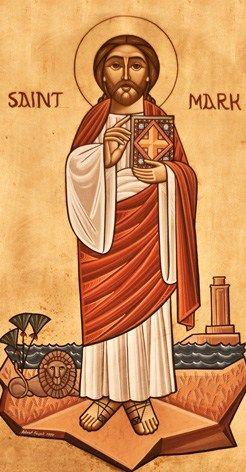 St. Mark - Saints & Angels - Catholic Online