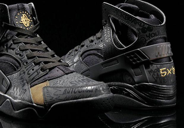 "Another Look at the Nike Air Flight Huarache ""Trash Talk"" - SneakerNews.com"